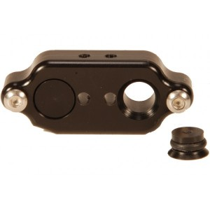 Isotta fiber optic adapter
