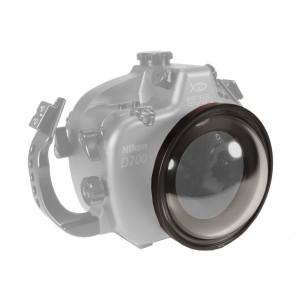 Isotta acrylic dome port 6'' B120