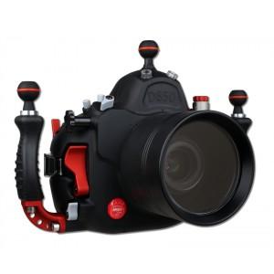 Hugyfot Nikon D500 underwater housing