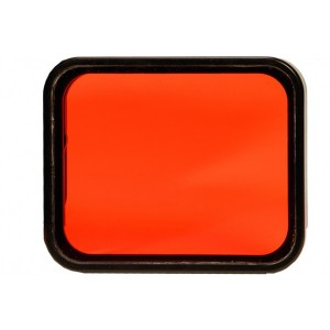 Filter holder with red filter Isotta
