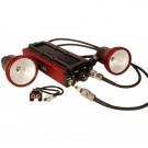 Sistema de iluminación Isotta Xenon de 50W con control remoto
